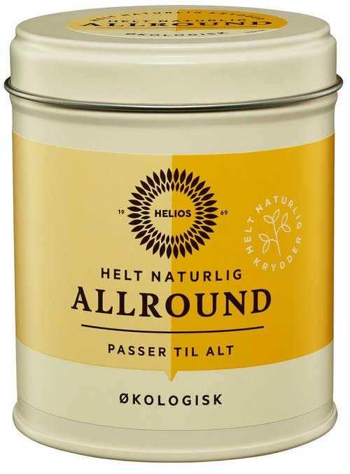 Helios Allroundkrydder Økologisk, 100 g
