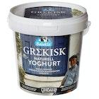Yoghurt Gresk Naturell