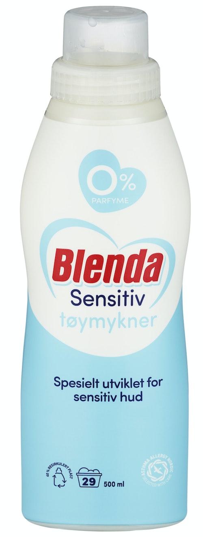 Blenda Blenda Tøymykner Sensitive, 500 ml