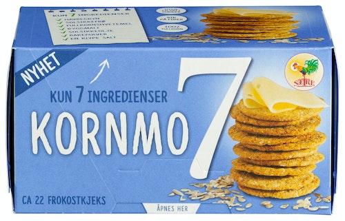 Sætre Kornmo 7 Frokostkjeks, 240 g