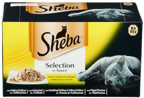 Sheba Fjerkræ Delikatesser 680 g