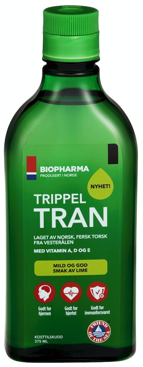 Biopharma Trippel Tran Lime 375 ml