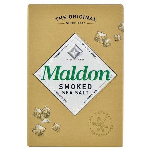 Maldon Maldon Salt Røkt 125 g