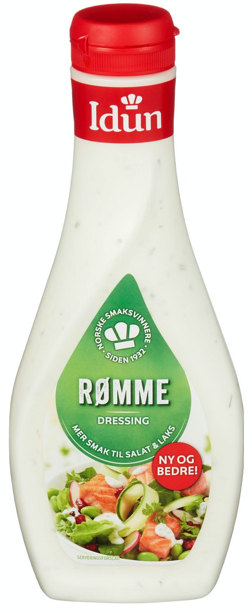 Idun Rømmedressing 470 ml