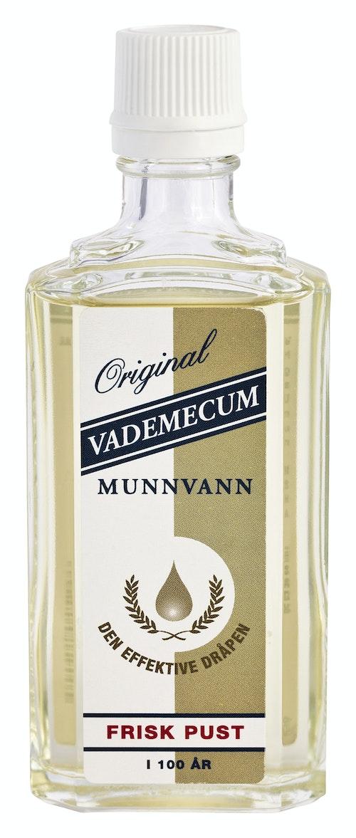 Vademecum Vademecum Munnvann Original 75 ml