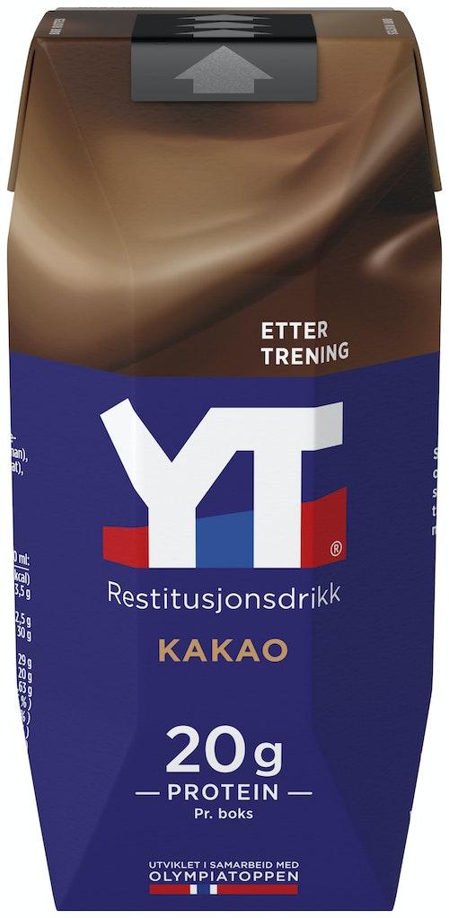 Tine Yt Restitusjonsdrikk Kakao 330 ml