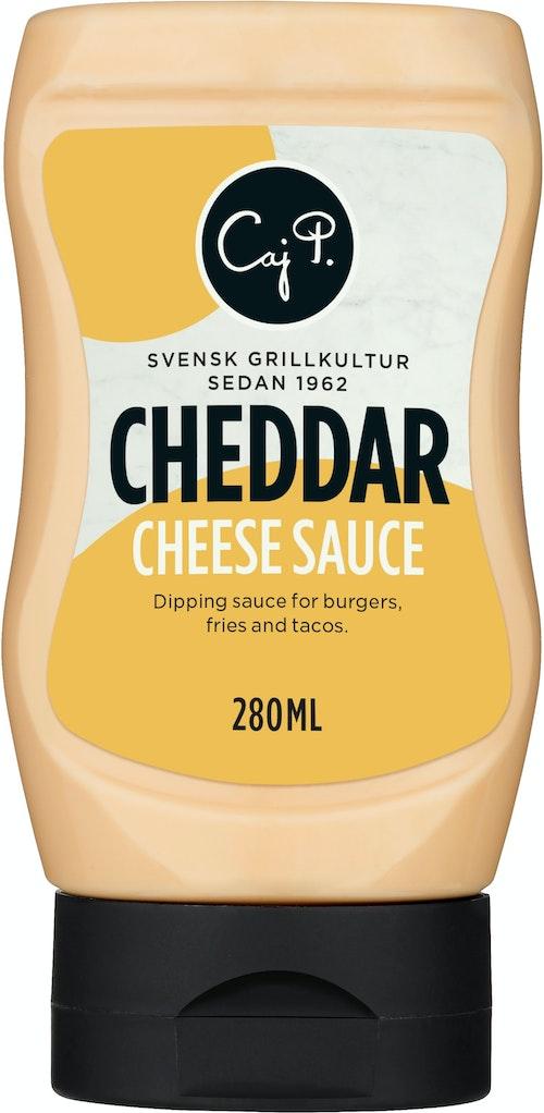 Caj P Cheddar Cheese Sauce 280 g