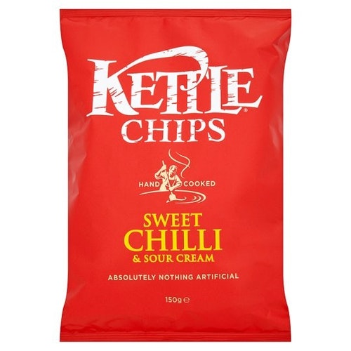 Kettle Kettle Chips Sweet Chili 150 g
