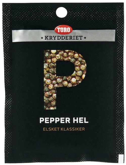 Toro Hel Sort Pepper 21 g