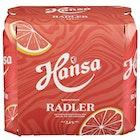 Hansa Radler Grapefrukt