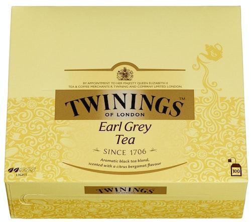 Twinings Twinings Earl Grey 100 stk