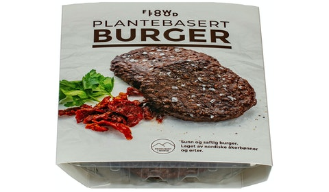 Plantebaserte Burgere