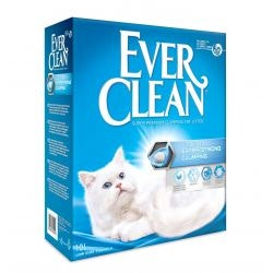 Ever Clean Extra Strength Unscented Clumping Cat Litter 10 l