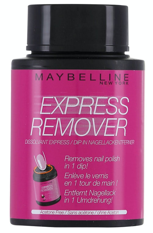 Maybelline Express Remover Pot 1 stk