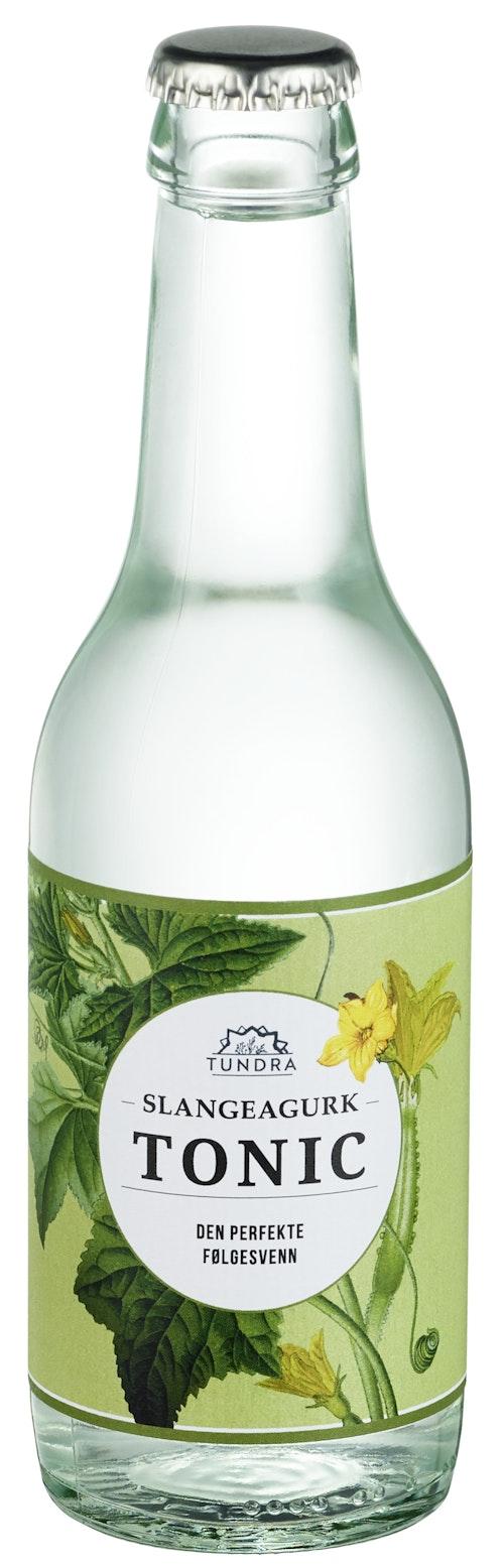 Tundra Tonic Tundra Tonic Water Agurk 0,25 l