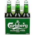Carlsberg Alcohol Free Flaske