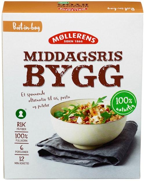 Møllerens Byggris Boil-in-bag, 300 g