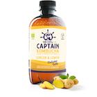 Captain Kombucha m/ginger&lemon