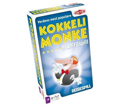 Tactic Kokkelimonke, reisespill 1 stk