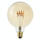 LED Dekor Lyspære 5,5W Ø125 Dim