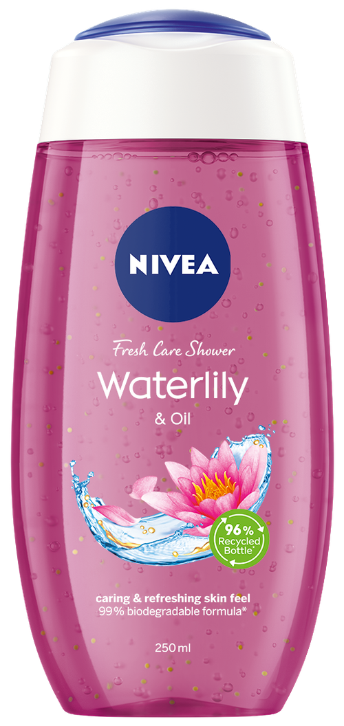 Nivea Shower Gel Fresh Mix Assortert Variant, 250 ml