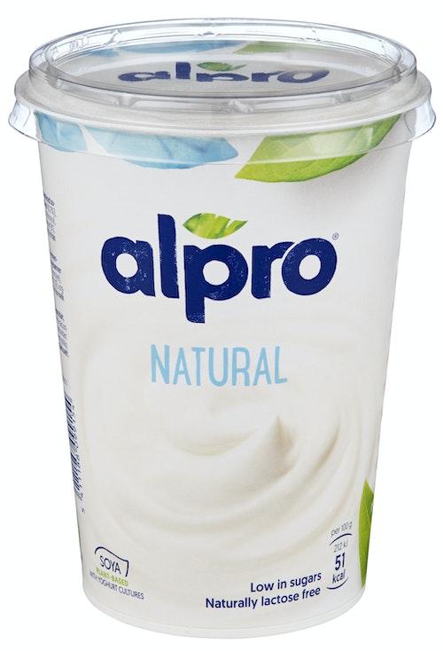 Alpro Naturell Soyayoghurt 500 ml