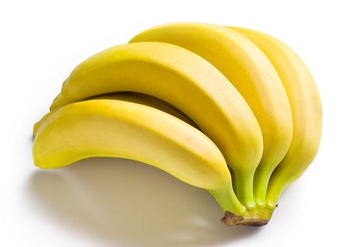 Bananer i Klase 5-6 Stk Colombia, 1 kg