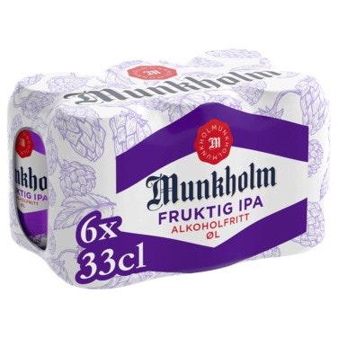 Munkholm Munkholm Fruktig IPA 6 x 0,33l, 1,98 l