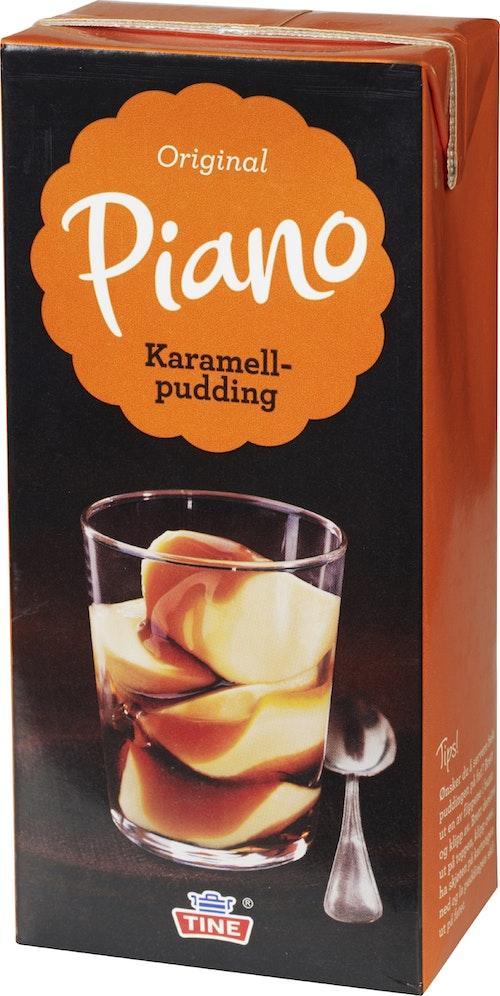 Tine Piano Karamellpudding 1 l
