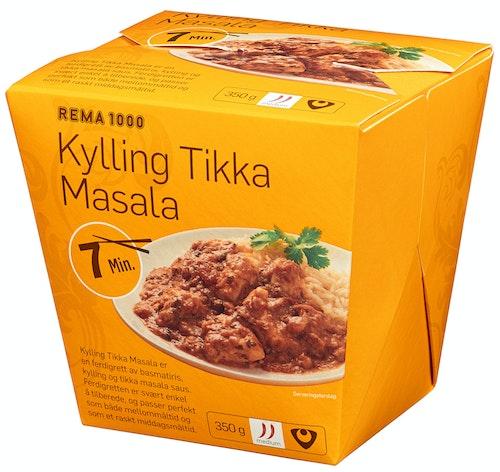 REMA 1000 Kylling Tikka Masala 350 g