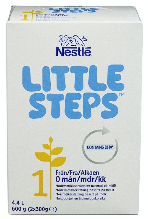 Nestlé Little Steps 1 Fra 0 mnd, 600 g