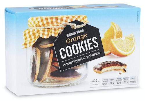 REMA 1000 Orange Cookies 300 g