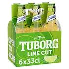 Tuborg Lime Cut