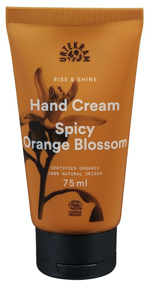 Urtekram Rise & Shine Håndkrem økologisk, 75 ml