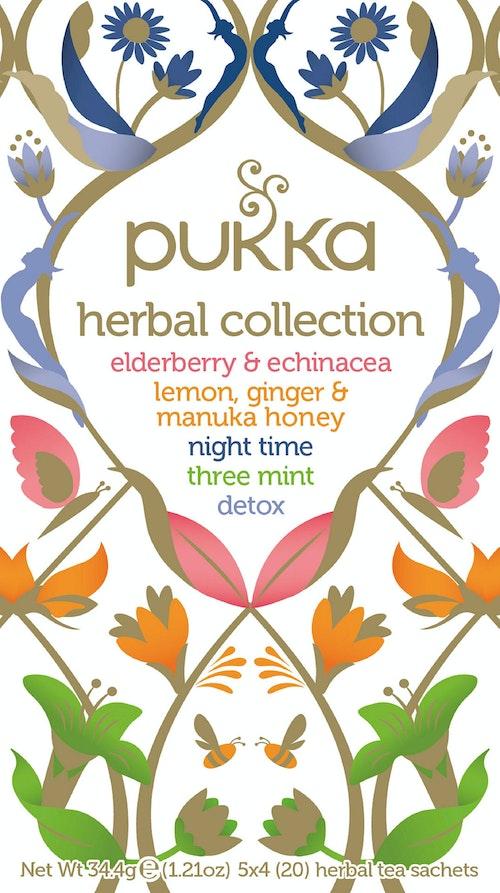Pukka Herbal Collection 20 stk