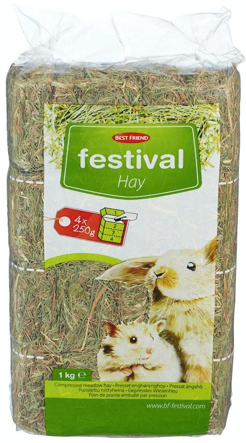 Best Friend Festival Kompakt Høy 1 kg