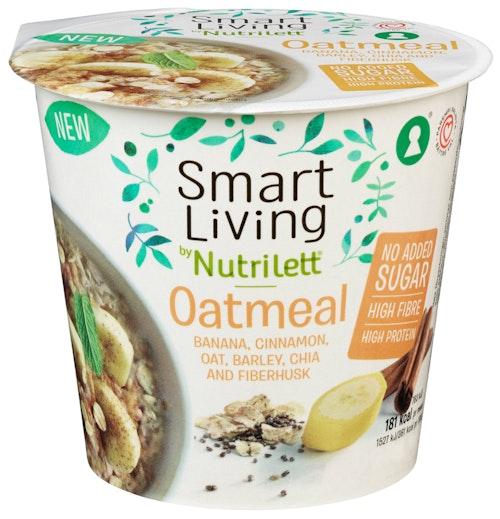 Nutrilett Smart Living Oatmeal Banana 50 g