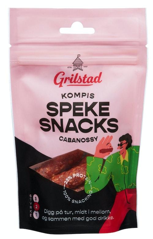 Grilstad Kompis Spekesnacks Cabanossy 55 g