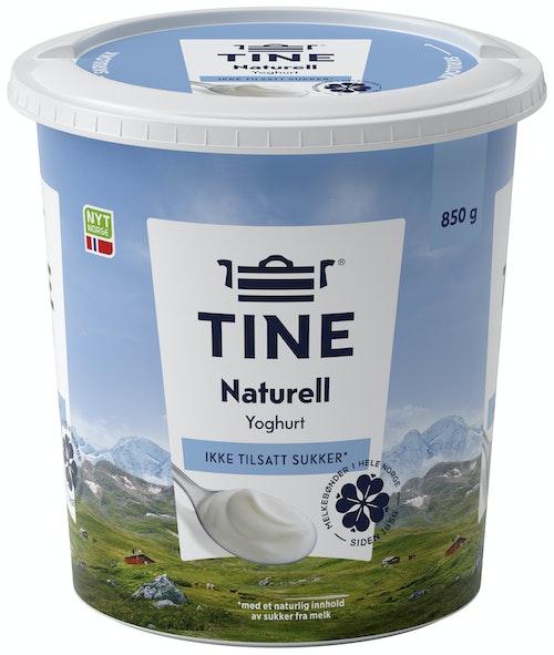 Tine Yoghurt Naturell  850 g