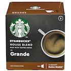Starbucks House Blend X12 102g