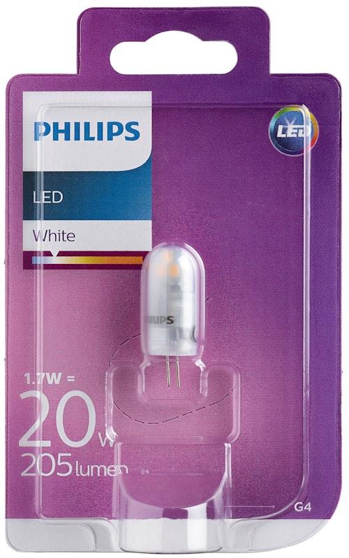 Philips Lyspære Led Capsule 20w, G4, 12v, 1 stk