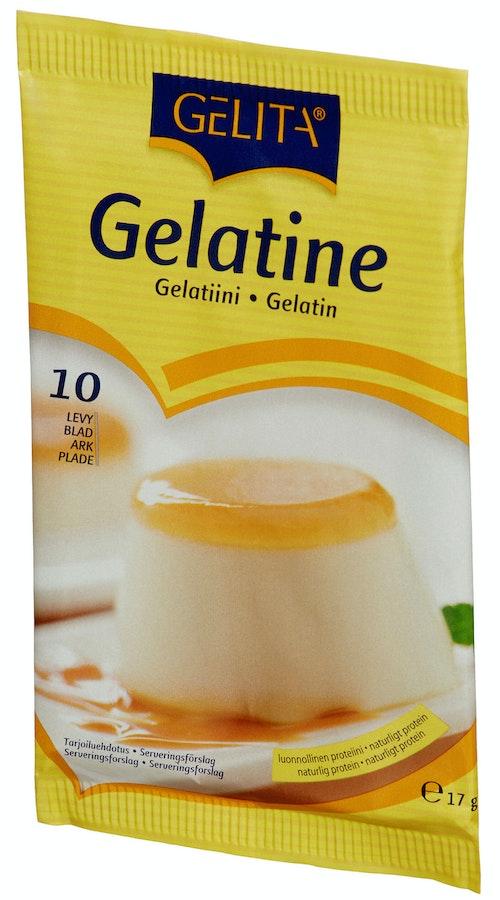Gelatinplater 10 stk