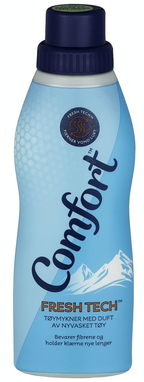 Comfort Fresh Tech Tøymykner, 500 ml