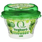Yoghurt Mousse Lime