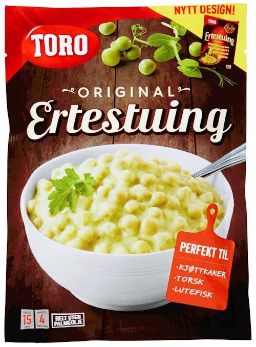 Toro Ertestuing Original 167 g