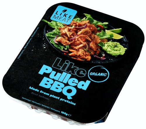 Likemeat Pulled BBQ 160 g