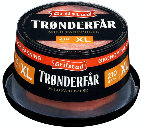 Grilstad Trønderfår 210 g