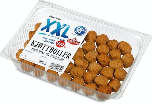 REMA 1000 XXL Kjøttboller 900 g