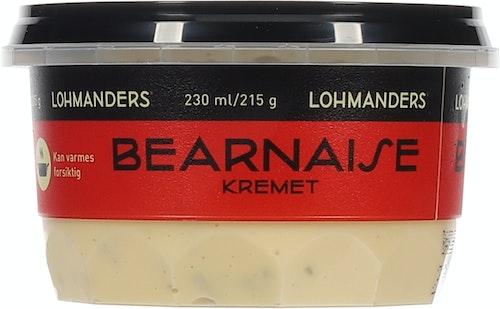 Lohmanders Lohmanders Kremet Bearnaisesaus 230 ml