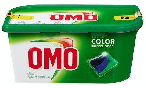 OMO Omo Color Trippel Dose 16 vask
